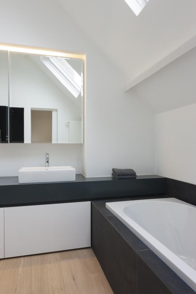 Zolderverdieping te deurne c ak 39 sent interieurarchitectuur - Moderne interieurarchitectuur ...