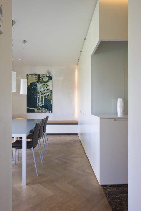 Natuursteen Tablet Keuken : woning te Oelegem – c[ak'sent] interieurarchitectuur