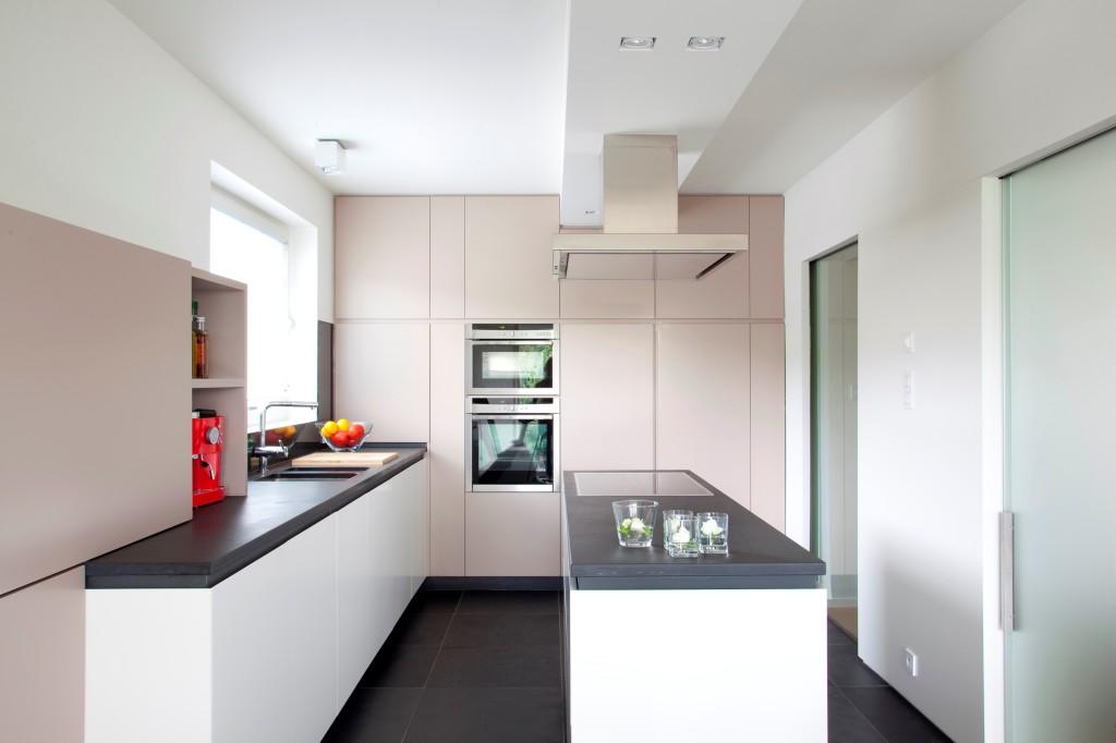 Appartement te wilrijk c ak 39 sent interieurarchitectuur - Keuken deur lapeyre ...