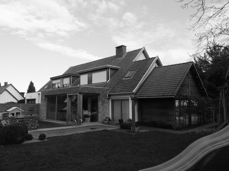 woning te Hemiksem - c[aku0026#39;sent] interieurarchitectuur