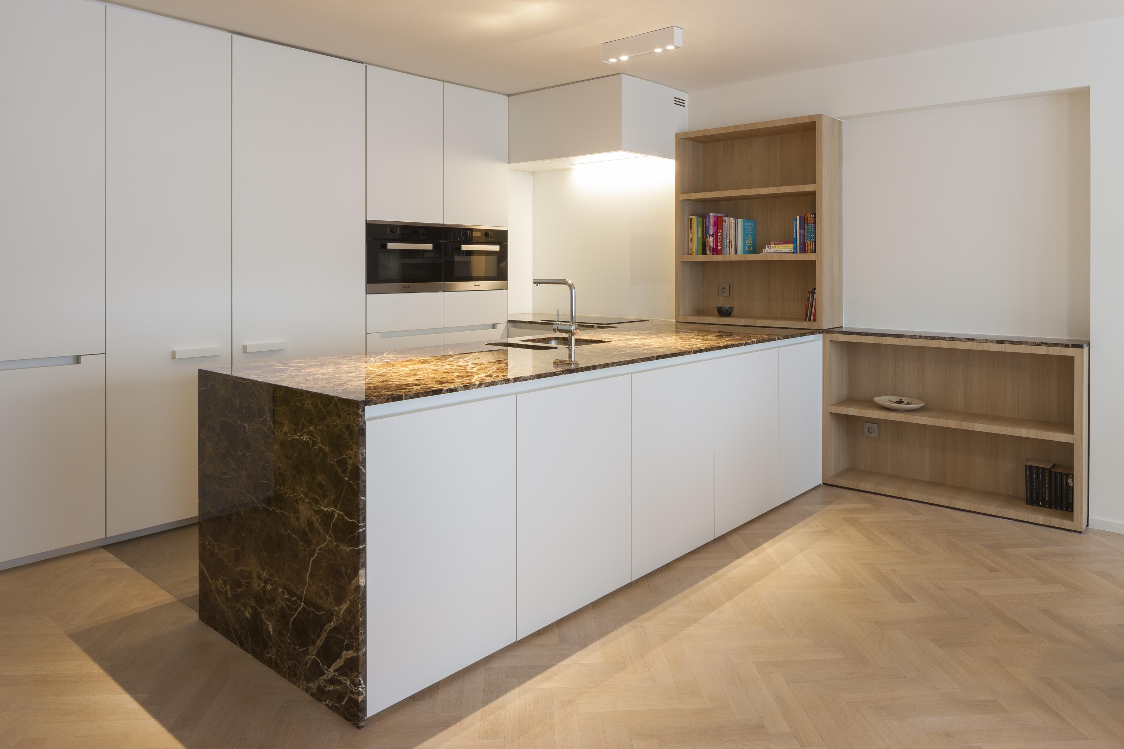 Badkamer Design Mortsel : Appartement te mortsel c ak sent interieurarchitectuur