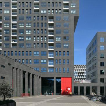 Kantoor in Antwerpen