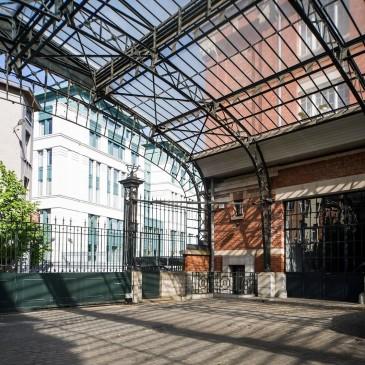 Kantoor in Brussel